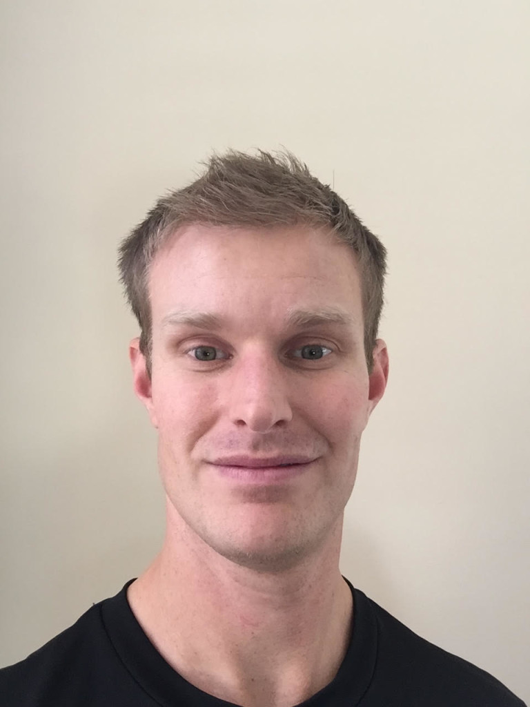 Tyler Parsons Headshot