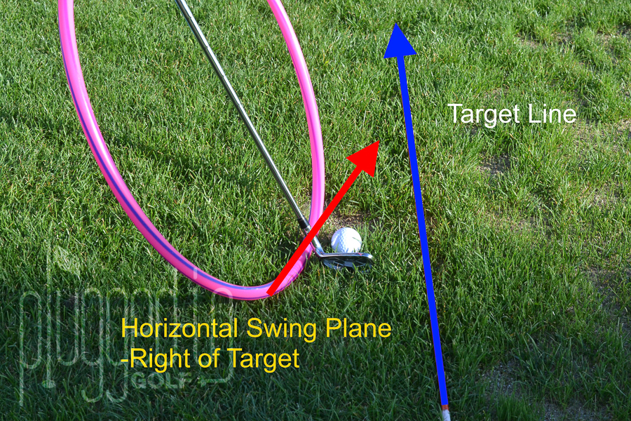 Horizontal Swing Plane - Closed