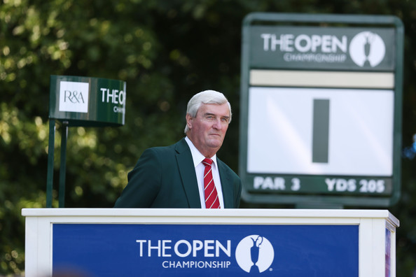 Ivor Robson – The Open Championship Announcer