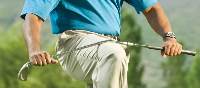 The Golf Tantrum Checklist