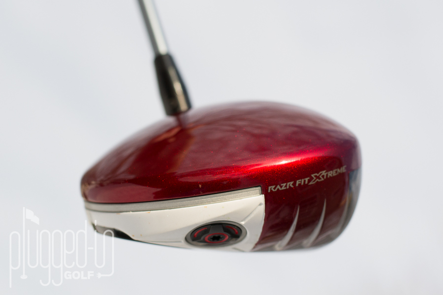 Callaway RAZR Fit Xtreme Driver Review