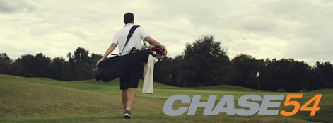 Chase photo and logo