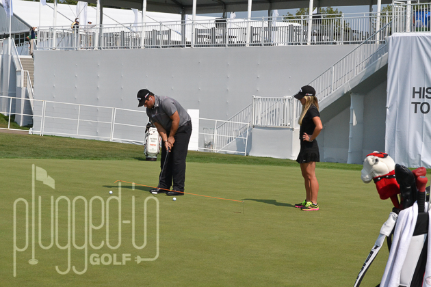 2013 BMW Championship – The Players & The Course