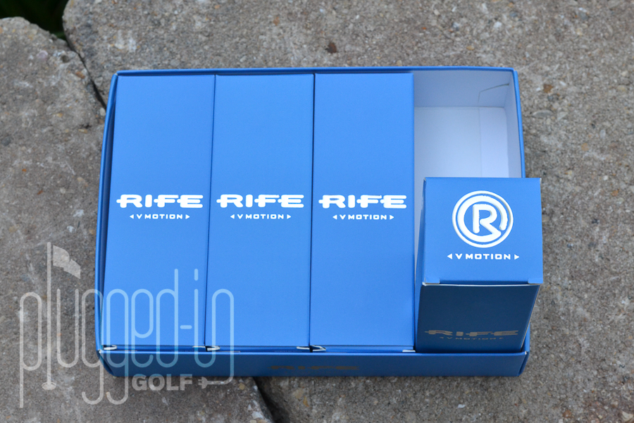 Rife Golf Balls (11)
