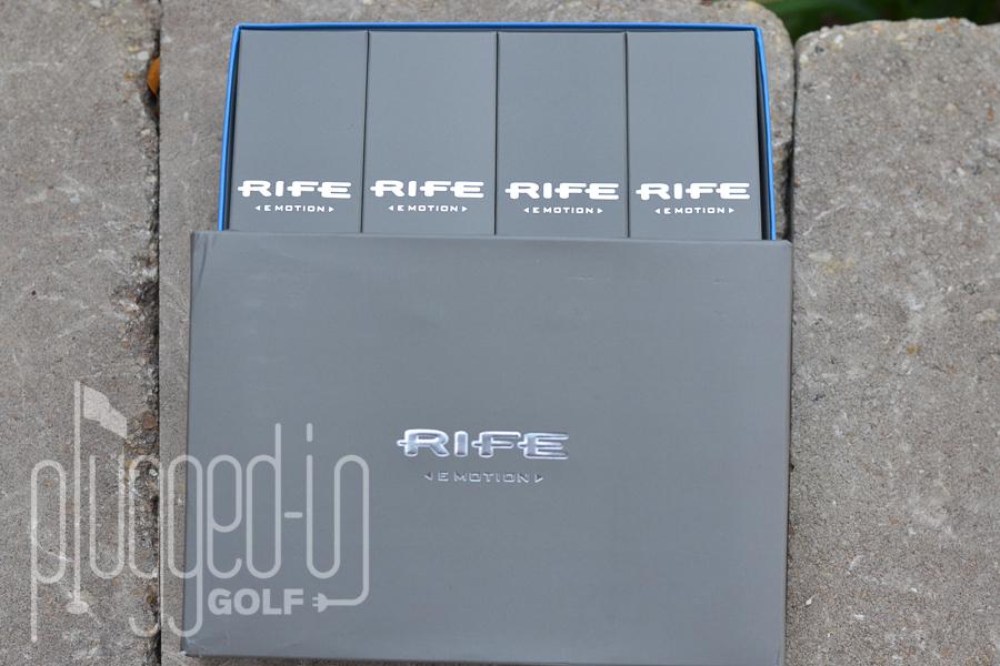 Rife Golf Balls (5)