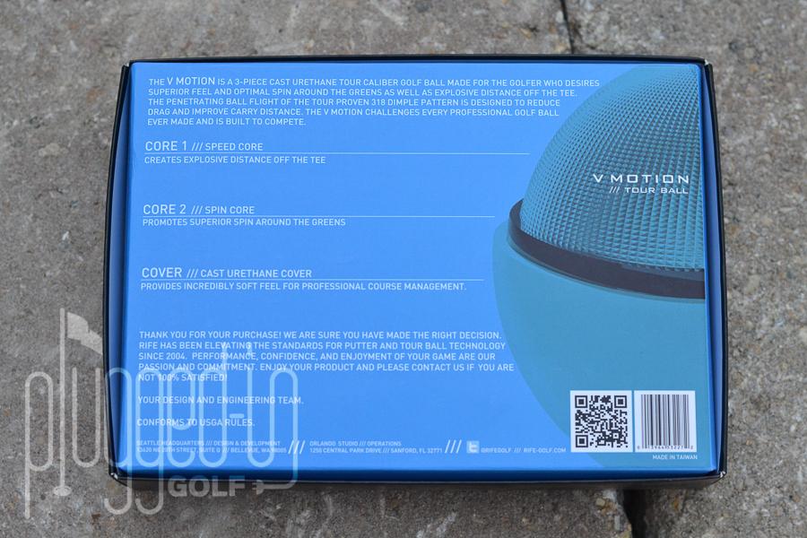 Rife Golf Balls (6)