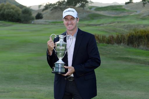 Jimmy Walker Gets 1st PGA Tour VictoryJimmy Walker 2013