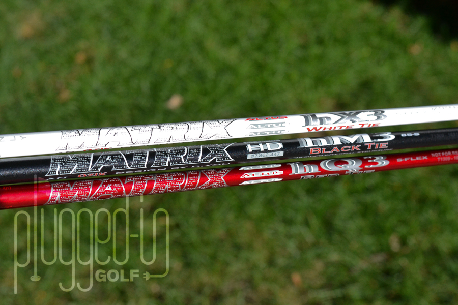 Matrix Altus MFS Hybrid Shafts (1)