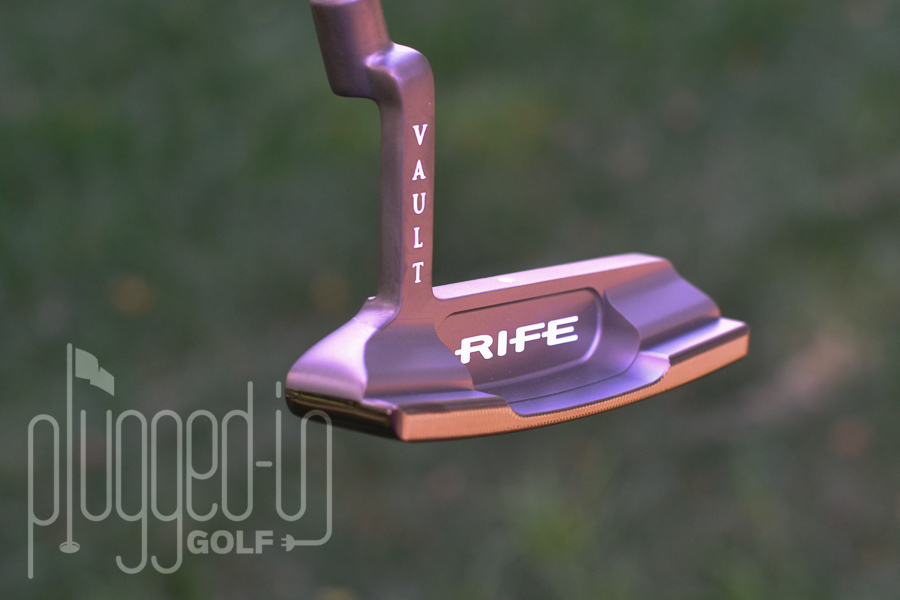 Rife Iconic Putter Review