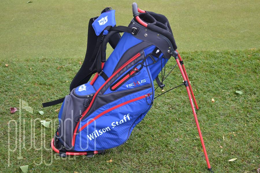 Wilson Nexus Stand Bag (4)