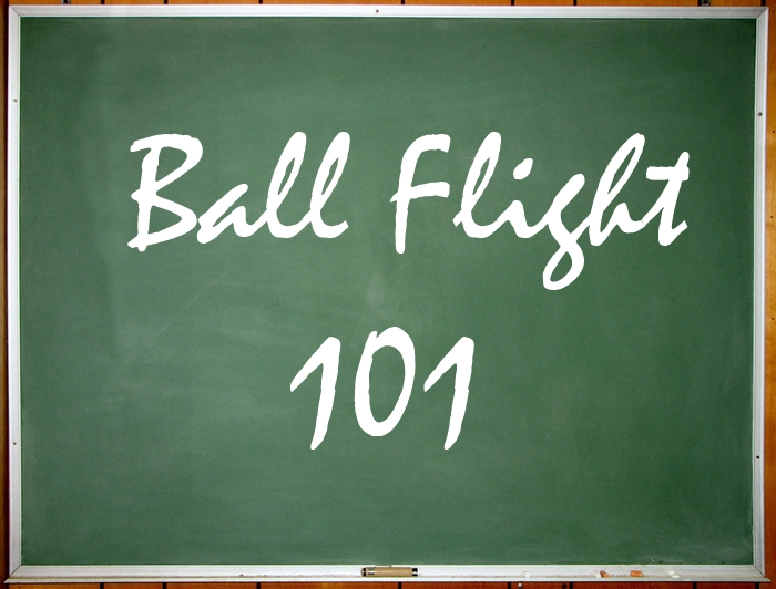 Ball Flight Laws #1 – Start Direction