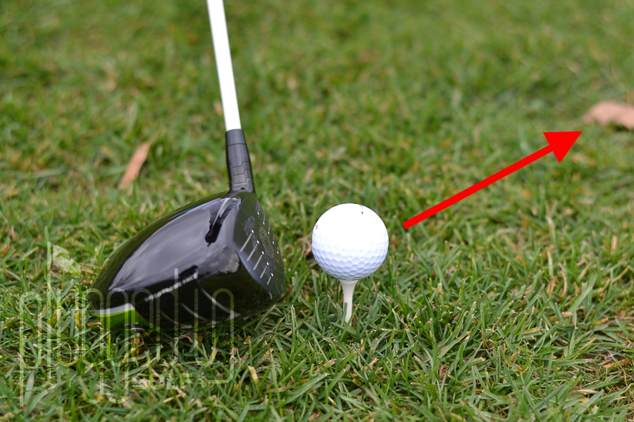 how to hit a high lofted club lower