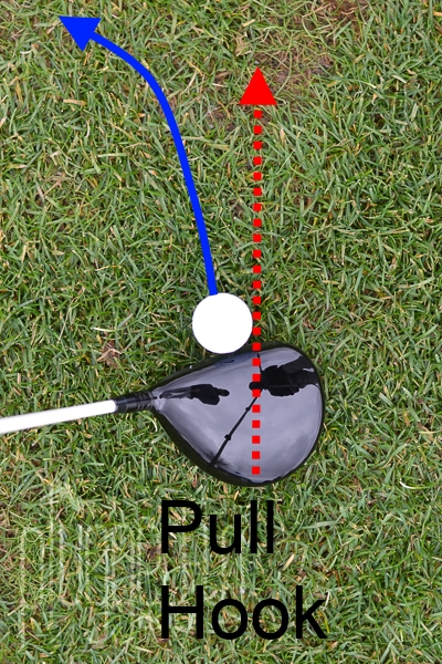 Ball Flight Lesson 2 Pull Hook