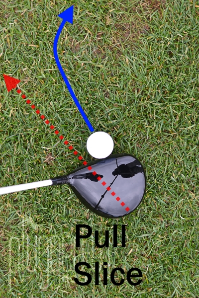 Ball Flight Lesson 2 Pull-Slice