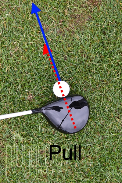 Ball Flight Lesson 2 Pull