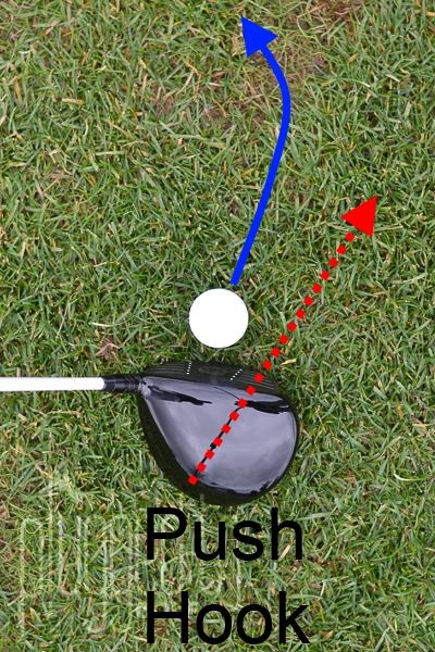 Ball Flight Lesson 2 Push-Hook