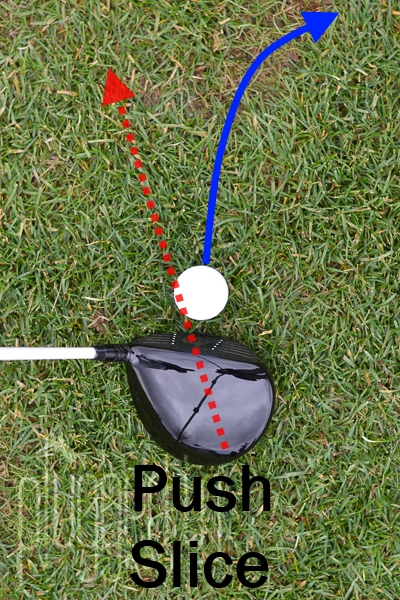 Ball Flight Lesson 2 Push-Slice
