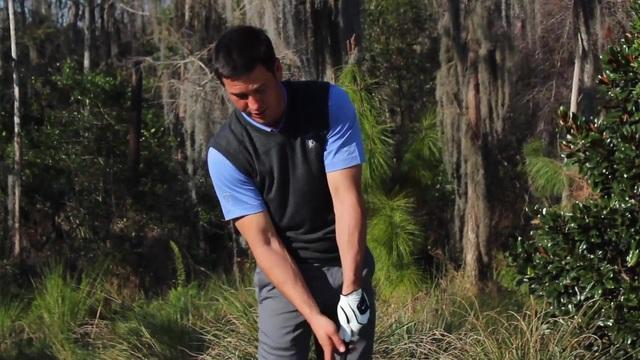 High Dive Golf Swing