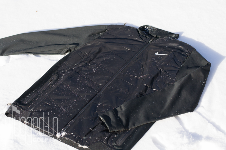 Nike Thermal Mapping Jacket Review