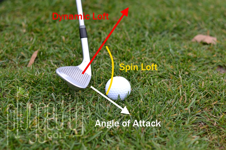 Spin Loft Definition