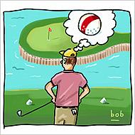 The Worst Avid Golfer