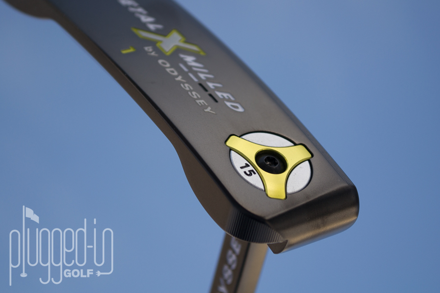 Odyssey Metal X Milled Putter (15)
