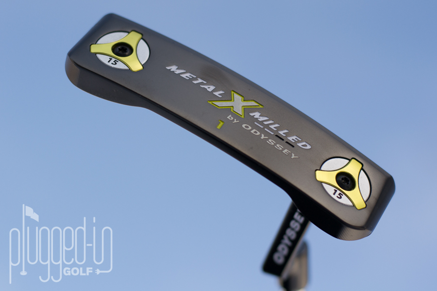 Odyssey Metal-X Milled Putter Review