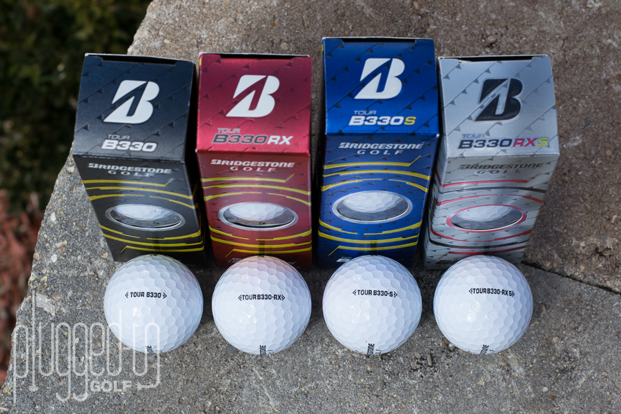Bridgestone Golf Tour B Rx Review