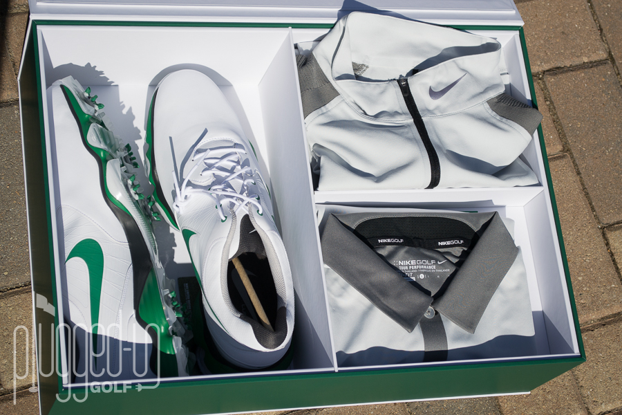 Nike Gets Geared Up for Augusta