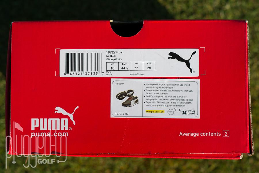 Puma Neolux Golf Shoe (2)