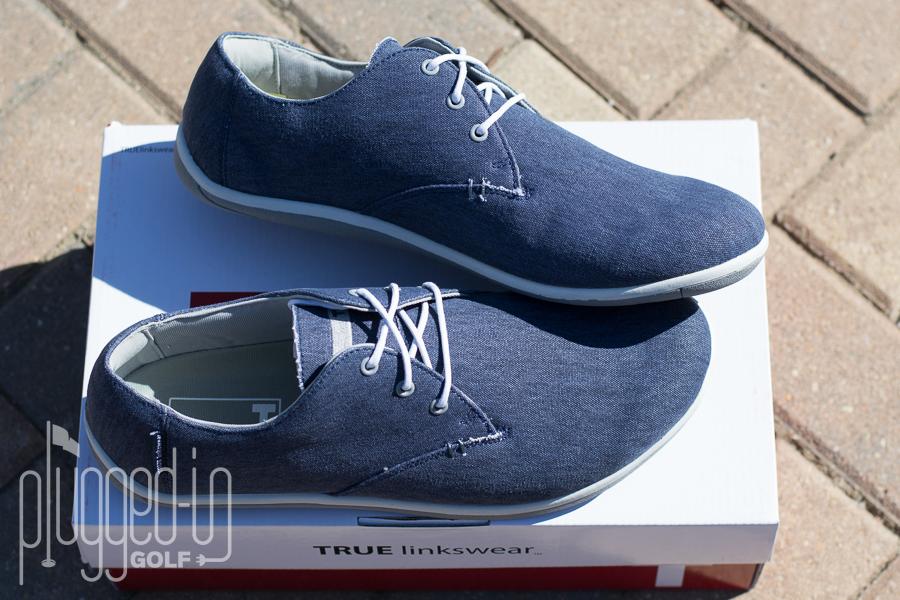 TRUE Linkswear Oxford Golf Shoe Review