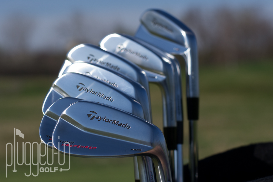 TaylorMade Tour Preferred MB Irons (20)