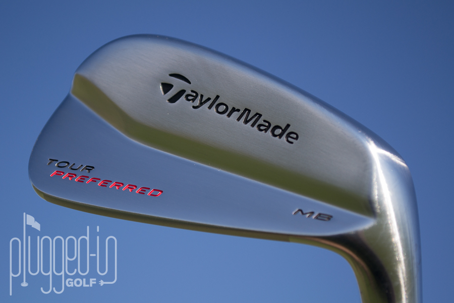TaylorMade Tour Preferred MB Irons (3)