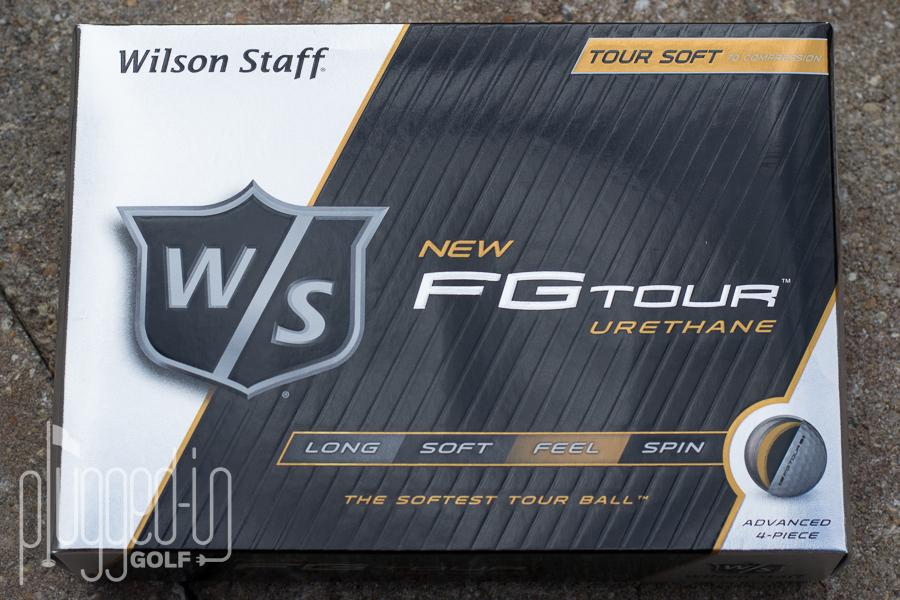 Wilson Staff FG Tour Golf Ball (2)