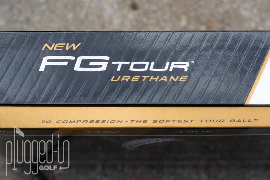 Wilson Staff FG Tour Golf Ball (3)