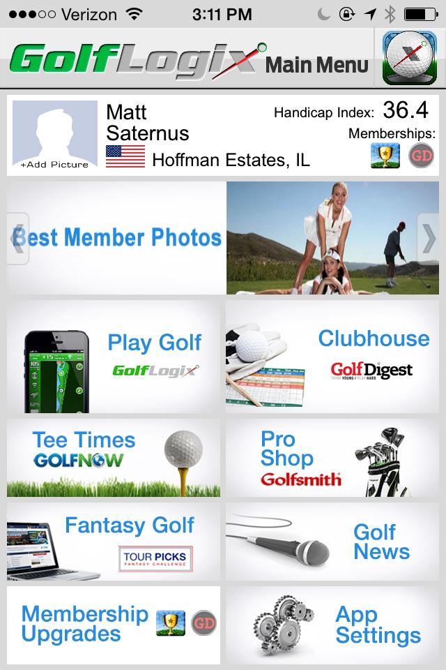 GolfLogix GPS App Review