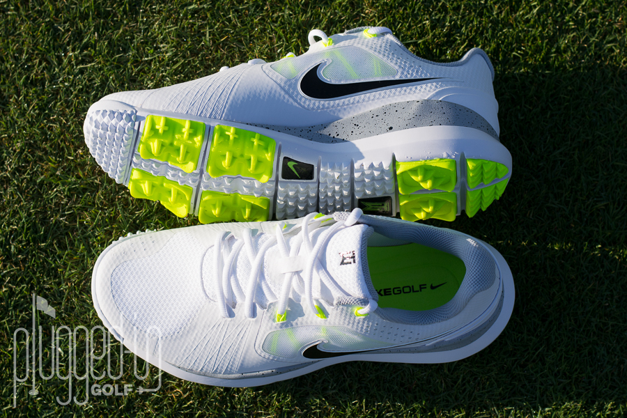 Nike TW 14 Mesh Golf Shoe (7)