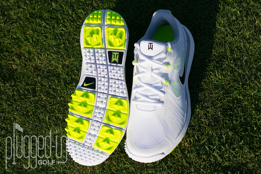 Nike TW 14 Mesh Golf Shoe (8)