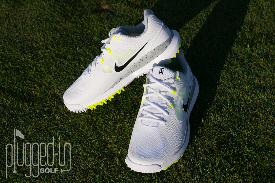Nike TW 14 Mesh Golf Shoe (9)