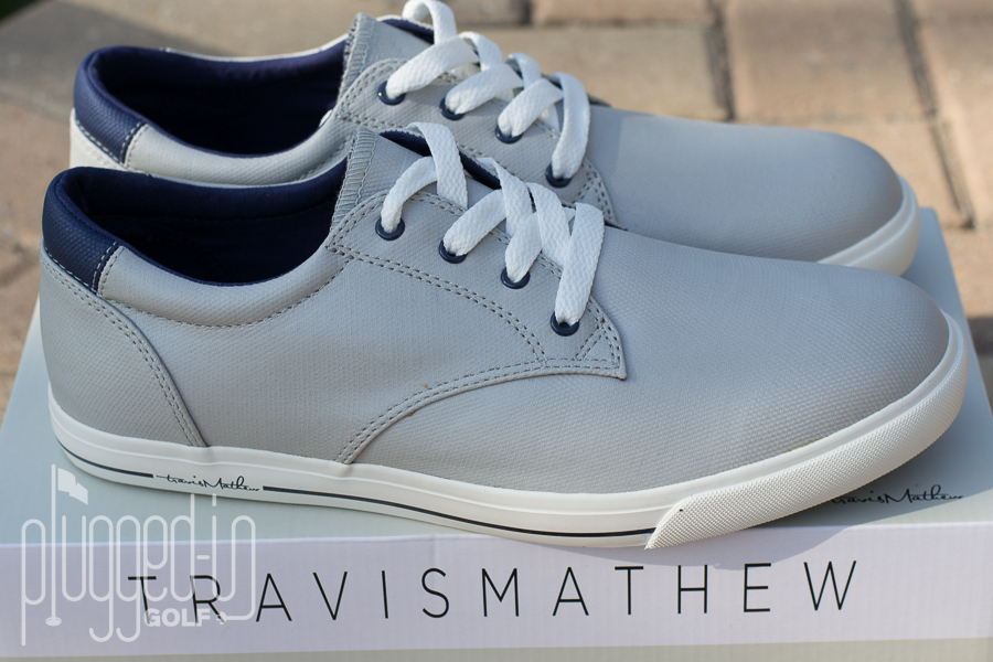 Travis Mathew Druskin Golf Shoe Review