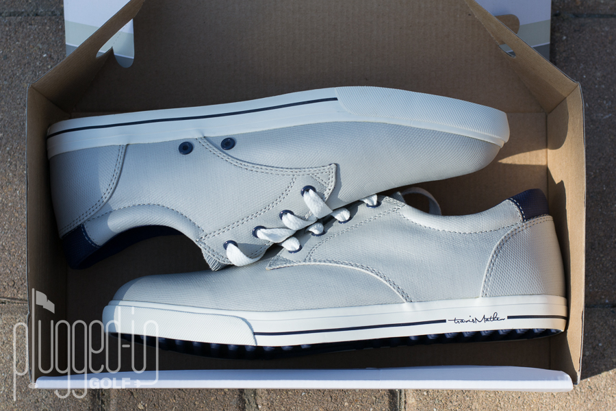Travis Mathew Druskin Golf Shoes