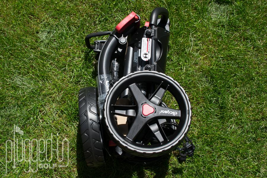 Clicgear 3.5+ Push Cart Review