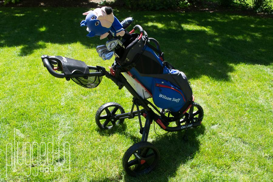Clicgear 3.5 Push Cart (26)