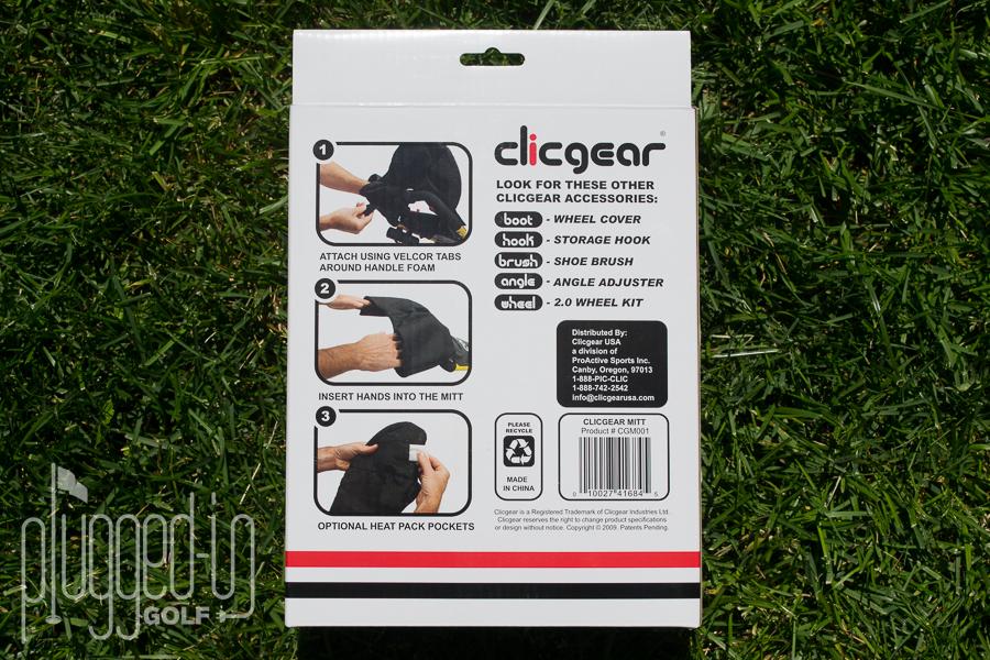 Clicgear 3.5 Push Cart (36)
