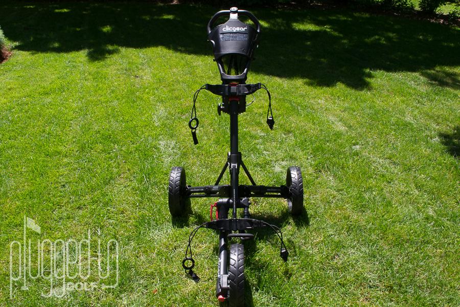 Clicgear 3.5 Push Cart (4)