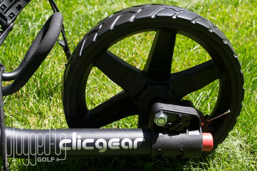 Clicgear 3.5 Push Cart (7)