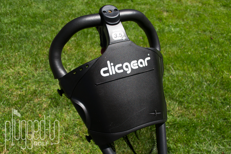 Clicgear 3.5 Push Cart (8)