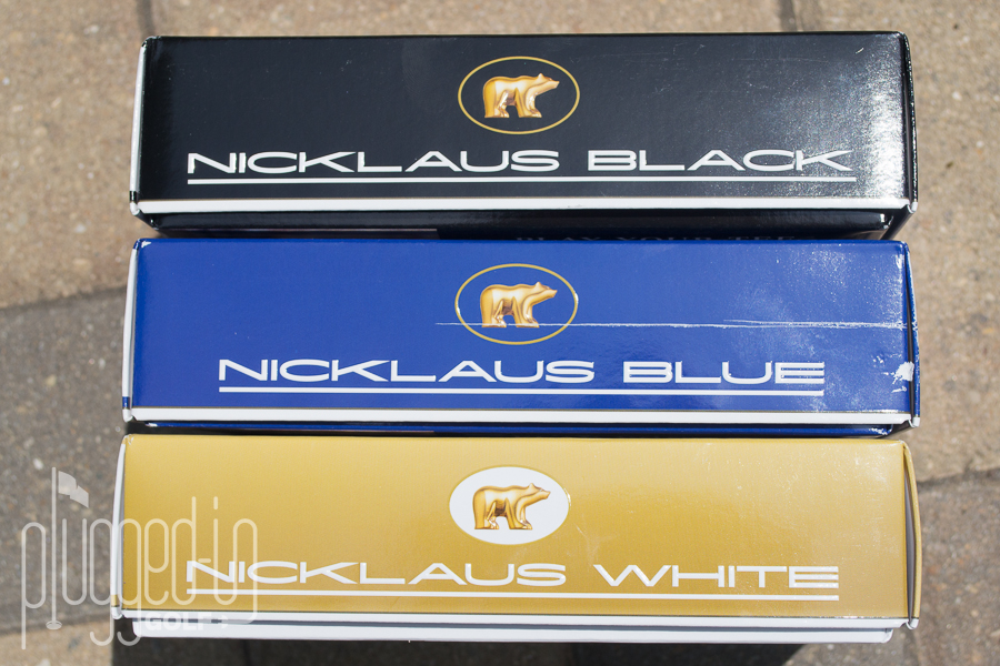Nicklaus Golf Balls (3)