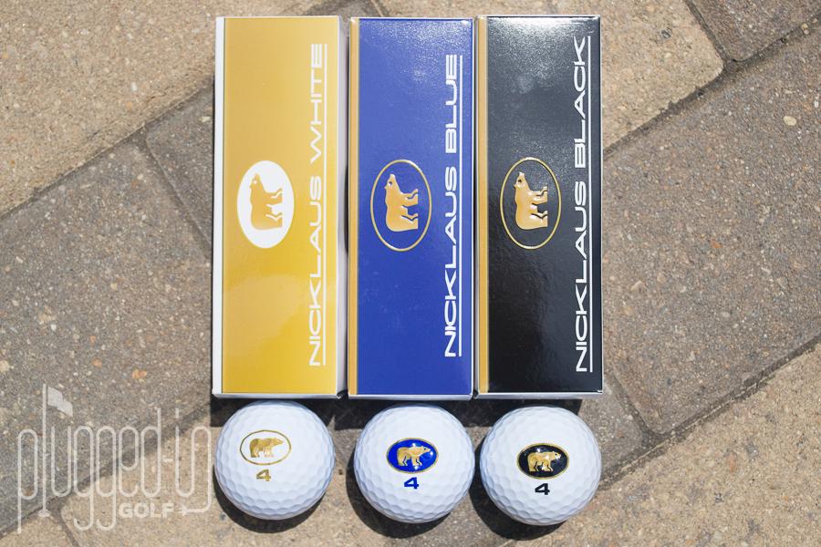 Nicklaus Golf Balls (5)