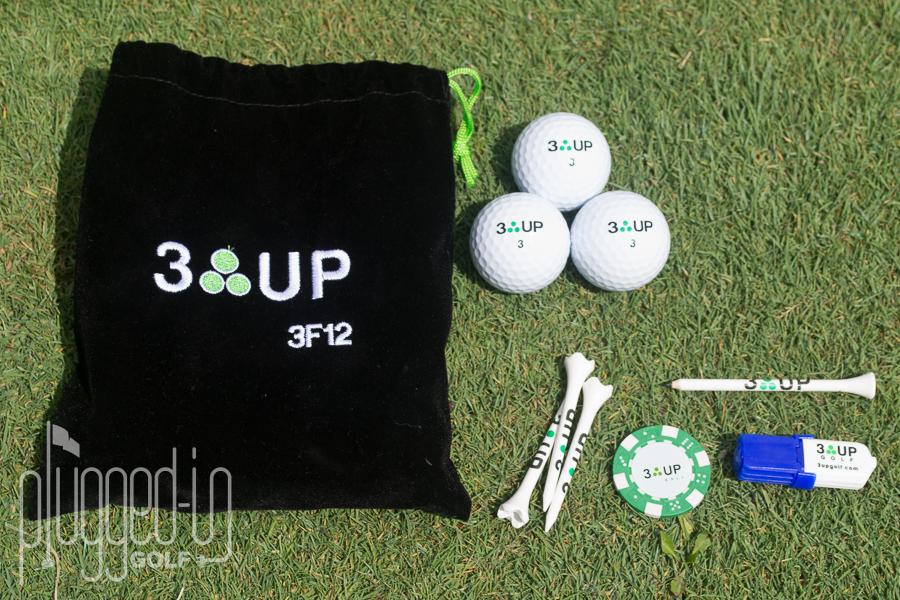 3Up Golf Balls (4)